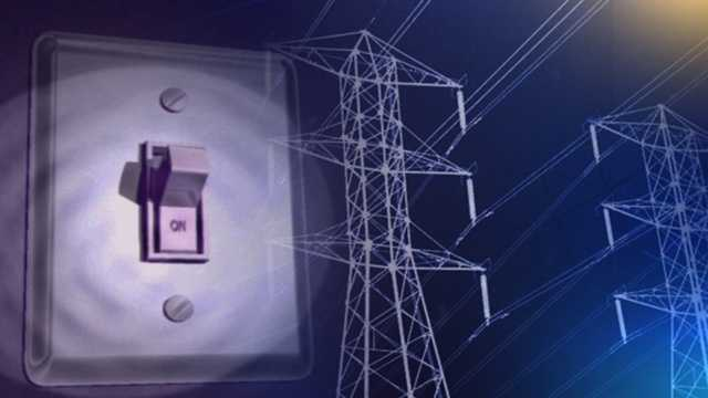 Damaged power lines cause outages in Greensboro