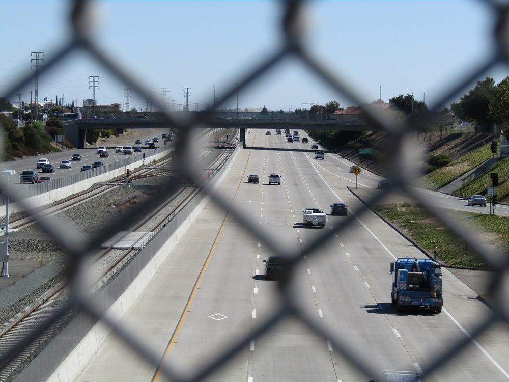 Raleigh, NC - Car crash on Capital Blvd & Buffaloe Rd
