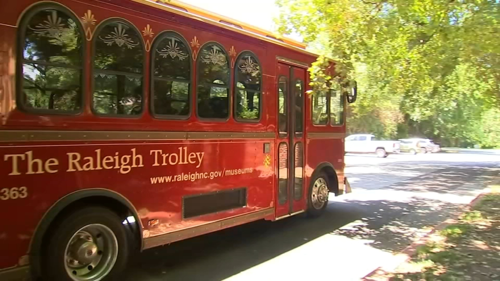Pride Ride: Historic Raleigh Trolley Pride Ride highlights key safe locations in historic Raleigh