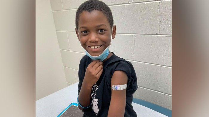 """Raleigh 9 Year Old Participates in Vaccine Study to """"Help My Classmates and Friends"""""""