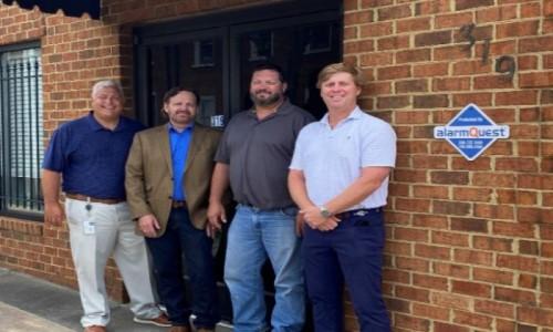 AlarmQuest Acquires 360 Security & Sound to Bolster Winston-Salem, N.C. Service