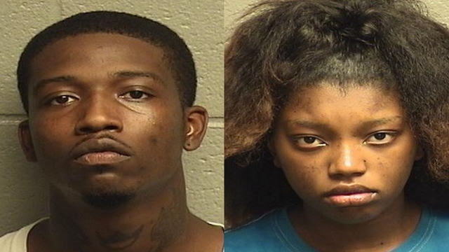 Couple arrested after multiple shots fired in the occupied Durham house