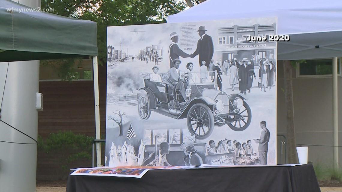 Juneteenth celebrations in Greensboro