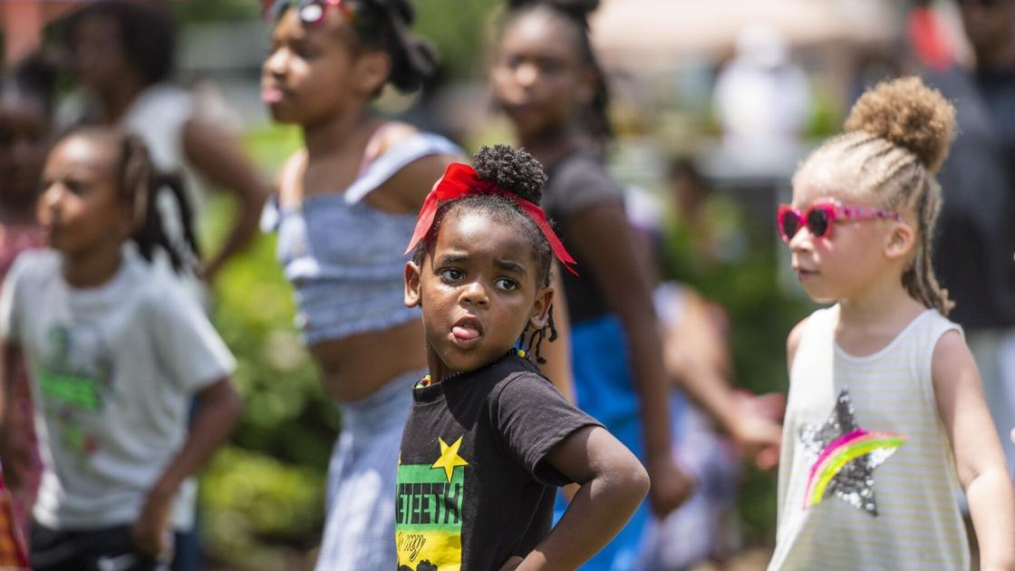 Thousands attend Winston-Salem's Juneteenth Festival with music, dance, food, art and history    Local news