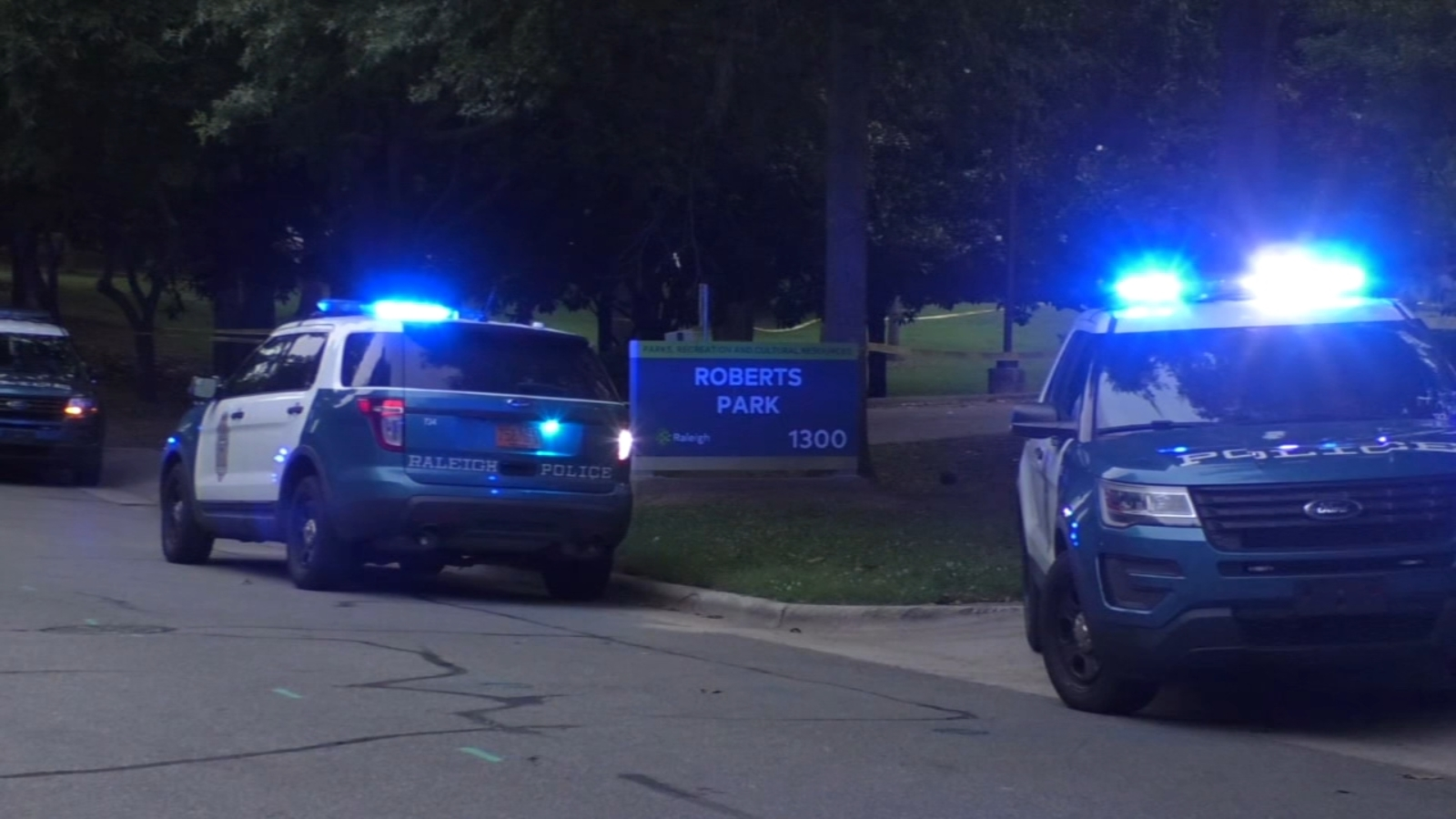 EMS workers shot dead at the Juneteenth event in Raleigh