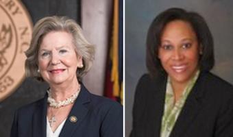 Salisbury Mayor Karen Alexander and Vickie Miller of the North Carolina League of Municipalities on expanding racial equity