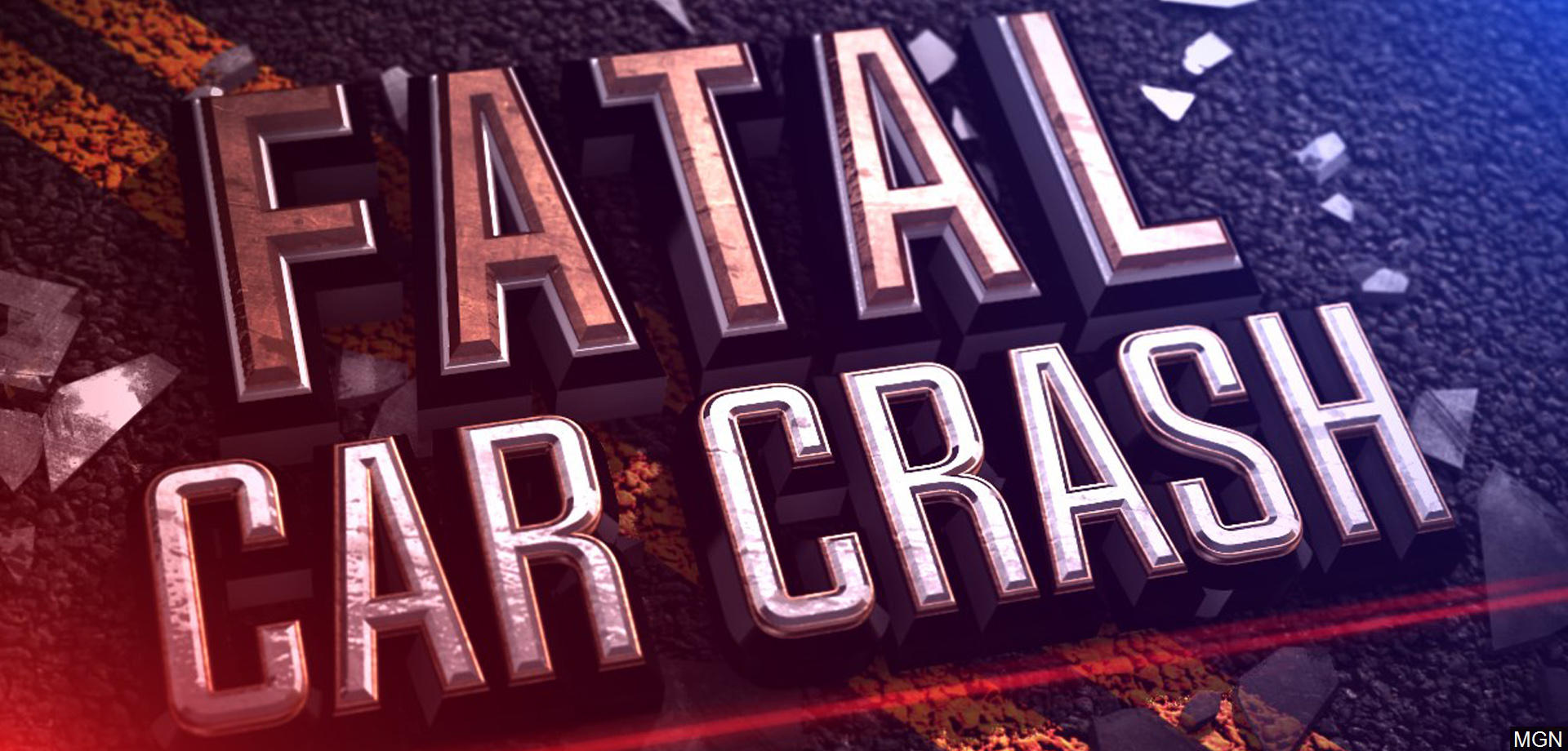 1 dead, 1 injured after wreckage on Greensboro Avenue Sunday