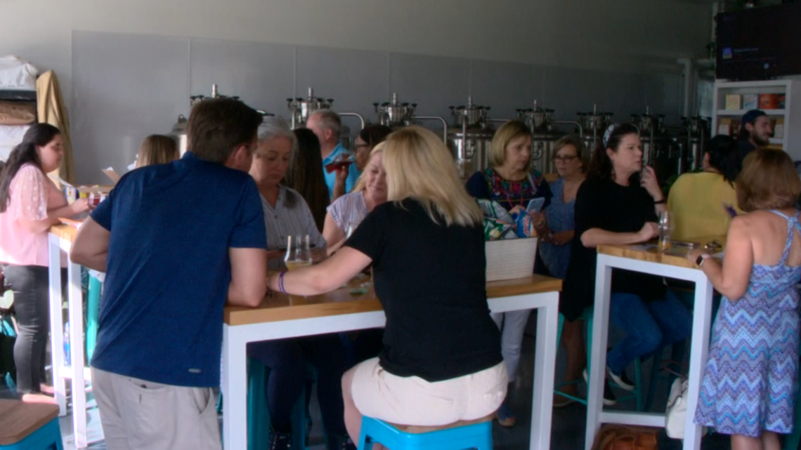Charlotte Brewery is holding a fundraiser for the Alzheimer's Association