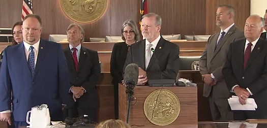 NC Senate on track to pass budget bill that includes controversial law changes